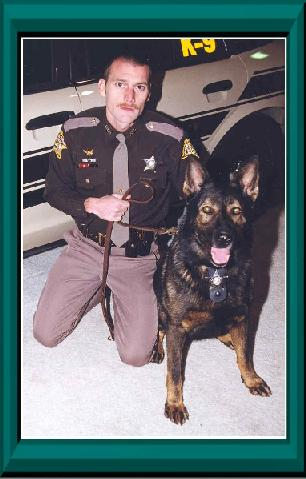 K9 Fax | Lake County Sheriff's Department, Indiana