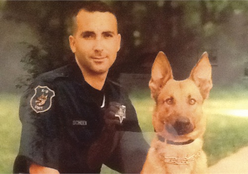 K9 Falco | Jackson County Sheriff's Office, Kansas