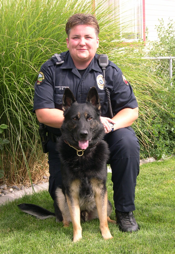 K9 Gero | Grand Junction Police Department, Colorado