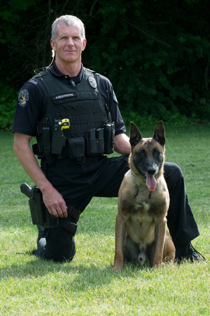 K9 Ike | Vancouver Police Department, Washington