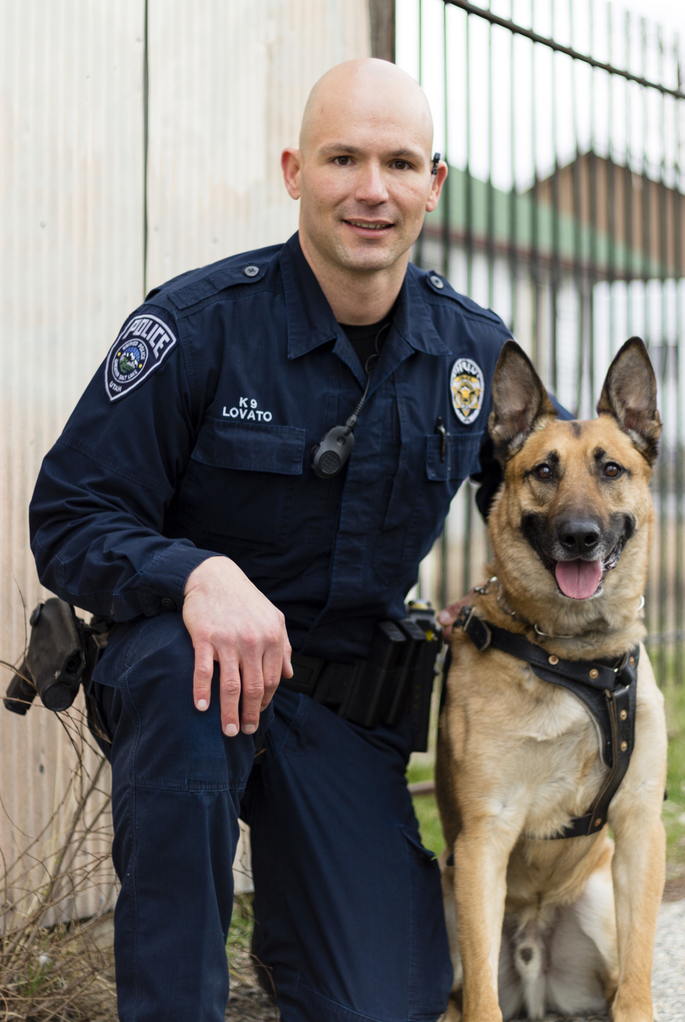 K9 Aldo | Unified Police Department of Greater Salt Lake, Utah