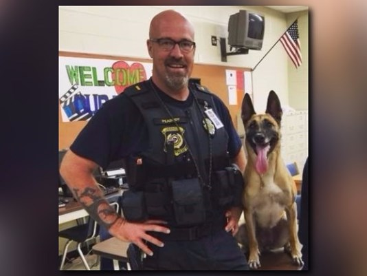 K9 Inca | Cherokee County School District Police Department, Georgia