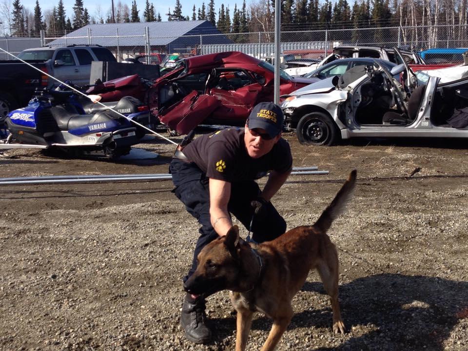 K9 Helo | Alaska State Troopers, Alaska