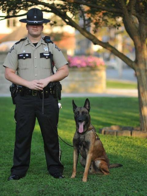 K9 Kane | Bell County Sheriff's Department, Kentucky
