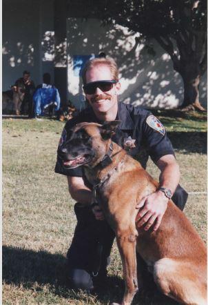 K9 Marco | Roseville Police Department, California
