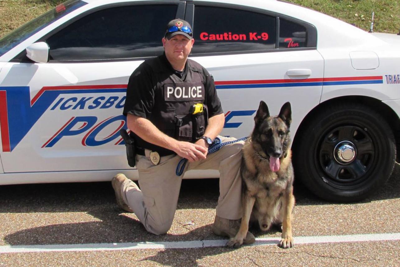 K9 Thor | Vicksburg Police Department, Mississippi