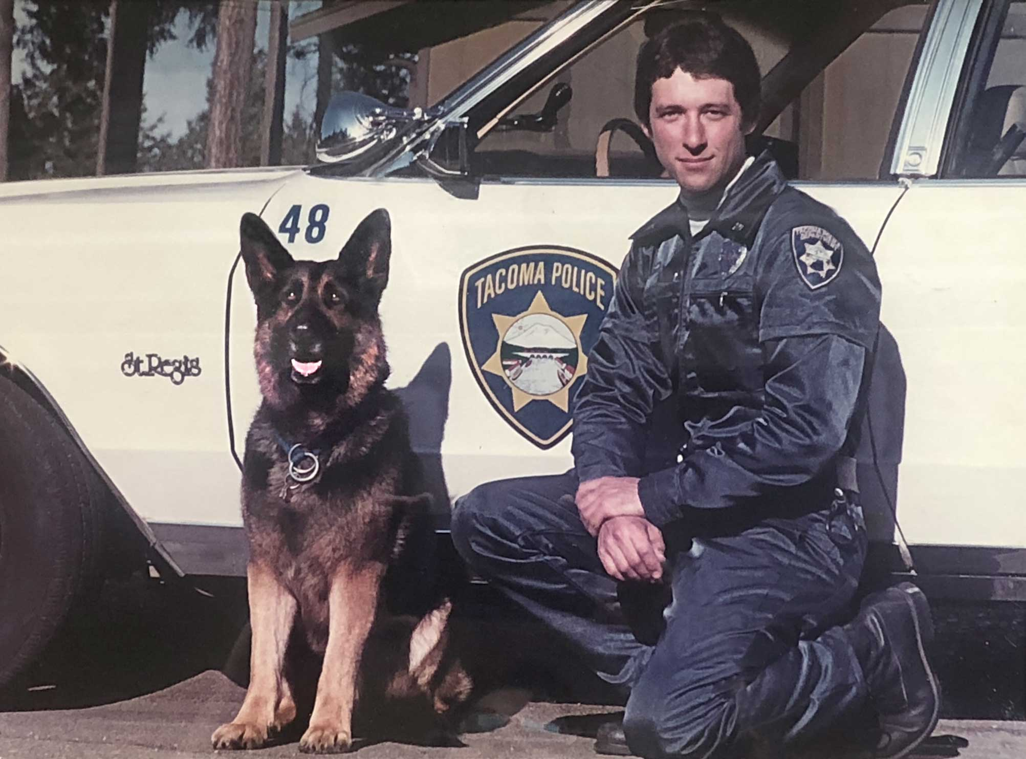 K9 Ryker | Tacoma Police Department, Washington
