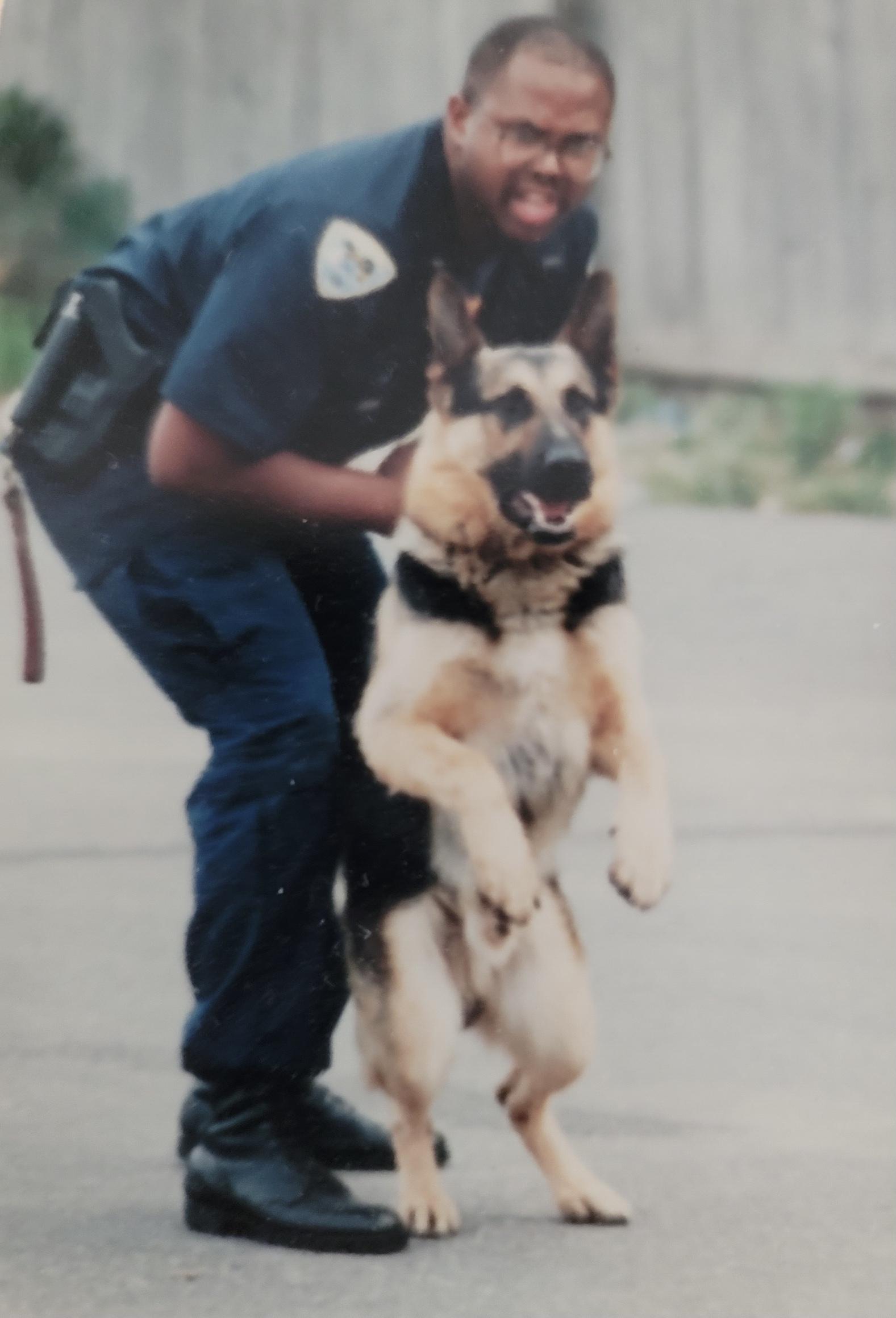 K9 Fero | Marion Police Department, Indiana