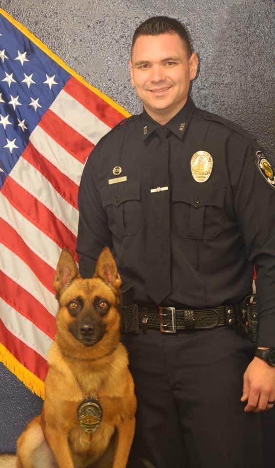 K9 Oli | Muskogee Police Department, Oklahoma