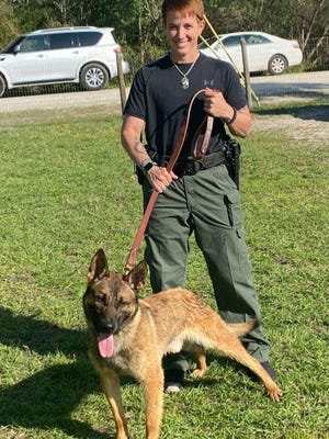 K9 Joker | Indian River County Sheriff's Office, Florida