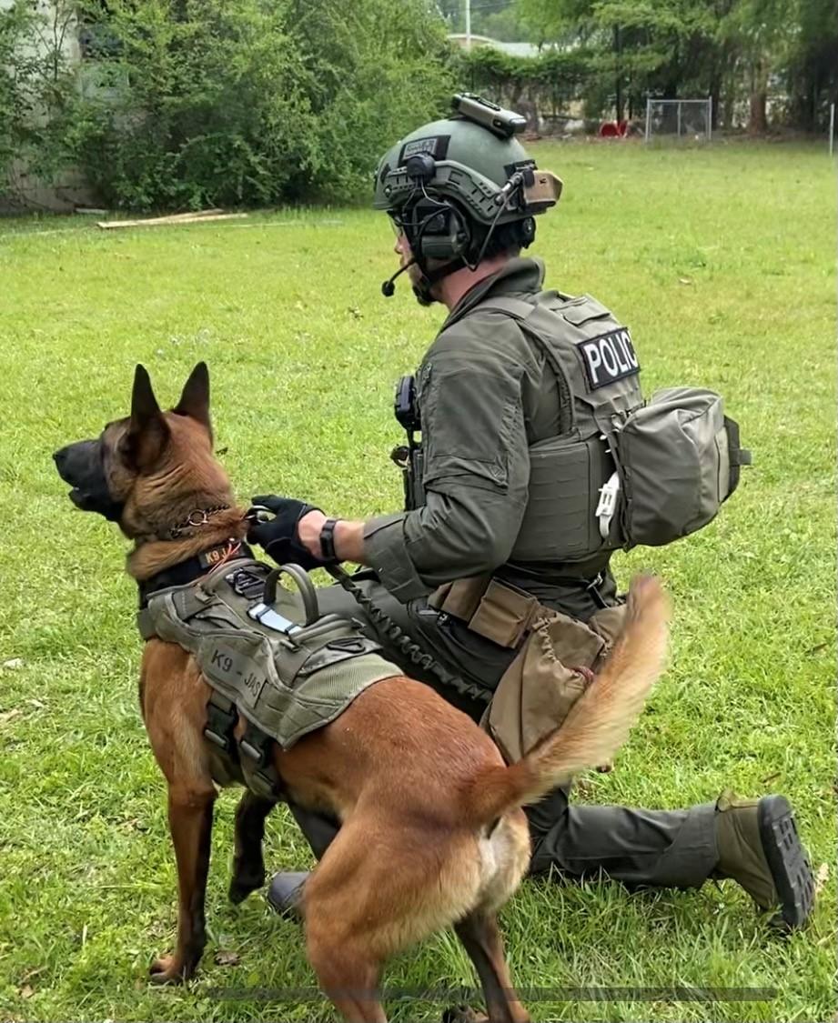 K9 Jas | Savannah Police Department, Georgia