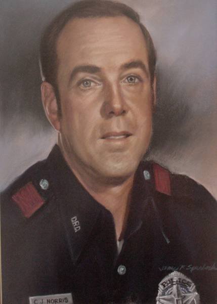 Corporal Carl Joel Norris | Dallas Police Department, Texas