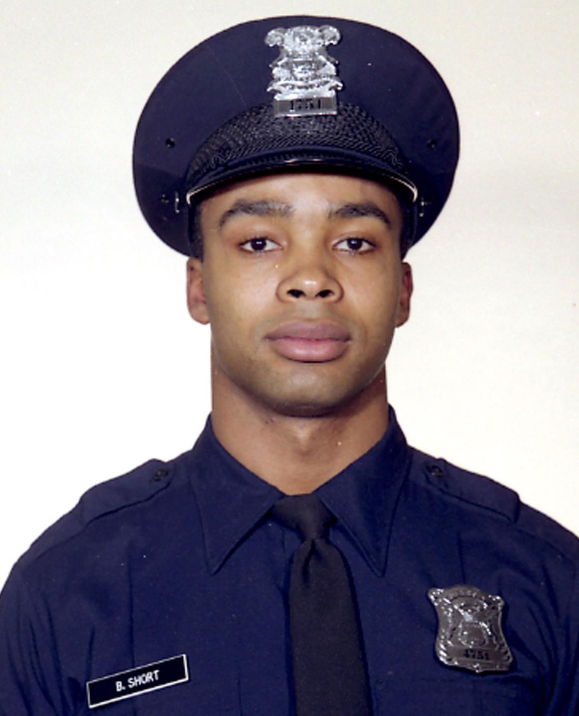 Police Officer Benjamin Louis Short | Detroit Police Department, Michigan