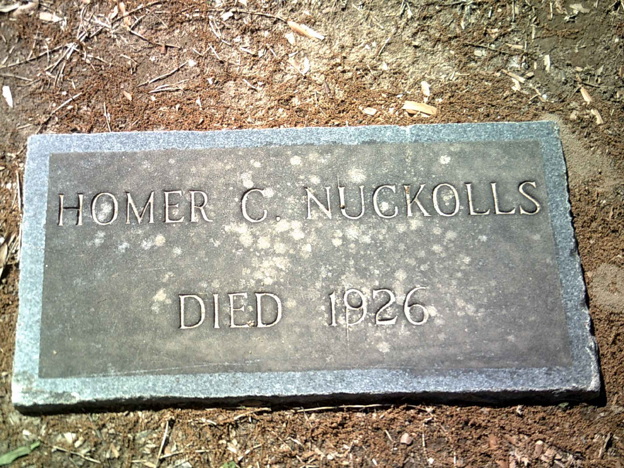 Detective Homer Chatham Nuckolls | Pine Bluff Police Department, Arkansas