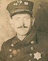 Patrolman James O'Brien | East St. Louis Police Department, Illinois