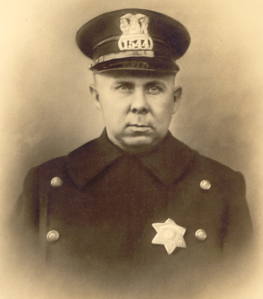 Patrolman James J. O'Brien | Chicago Police Department, Illinois