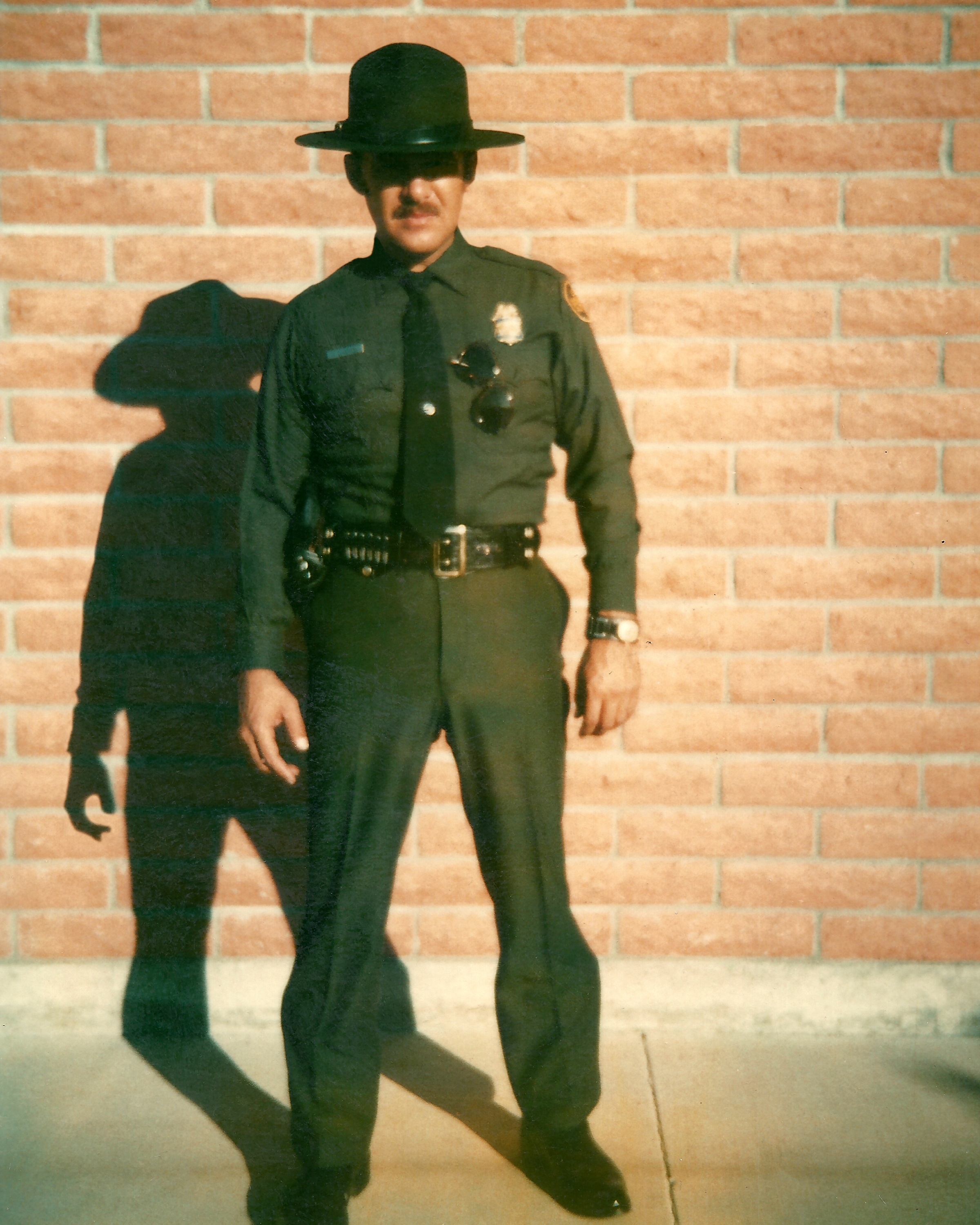 Patrol Agent Victor C. Ochoa | United States Department of Justice - Immigration and Naturalization Service - United States Border Patrol, U.S. Government
