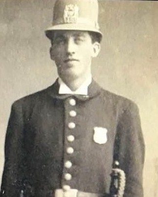 Patrolman Thomas E. O'Connell | New York City Police Department, New York