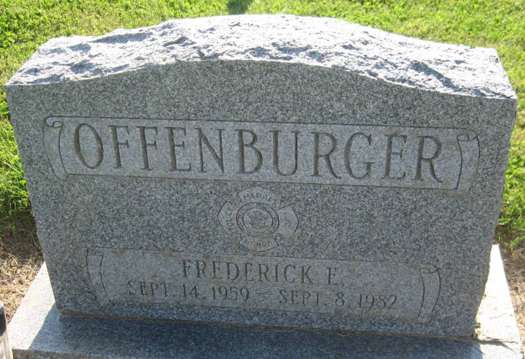 Patrolman Frederick E. Offenburger | Union Township Police Department, Ohio
