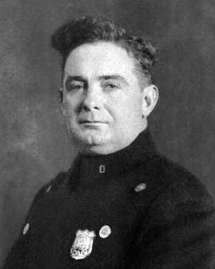 Patrolman Francis M. O'Hara | New York City Police Department, New York