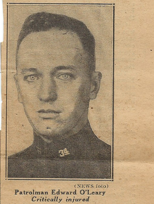Patrolman Edward J. O'Leary | New York City Police Department, New York