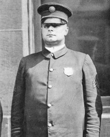 Lieutenant Oscar G. Olson | Duluth Police Department, Minnesota