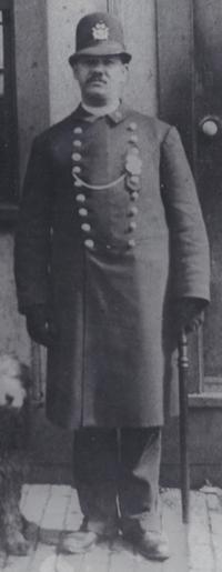 Patrolman James O'Neill | Cincinnati Police Department, Ohio
