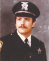 Patrolman Billy Paul Osborn | Bloomington Police Department, Illinois