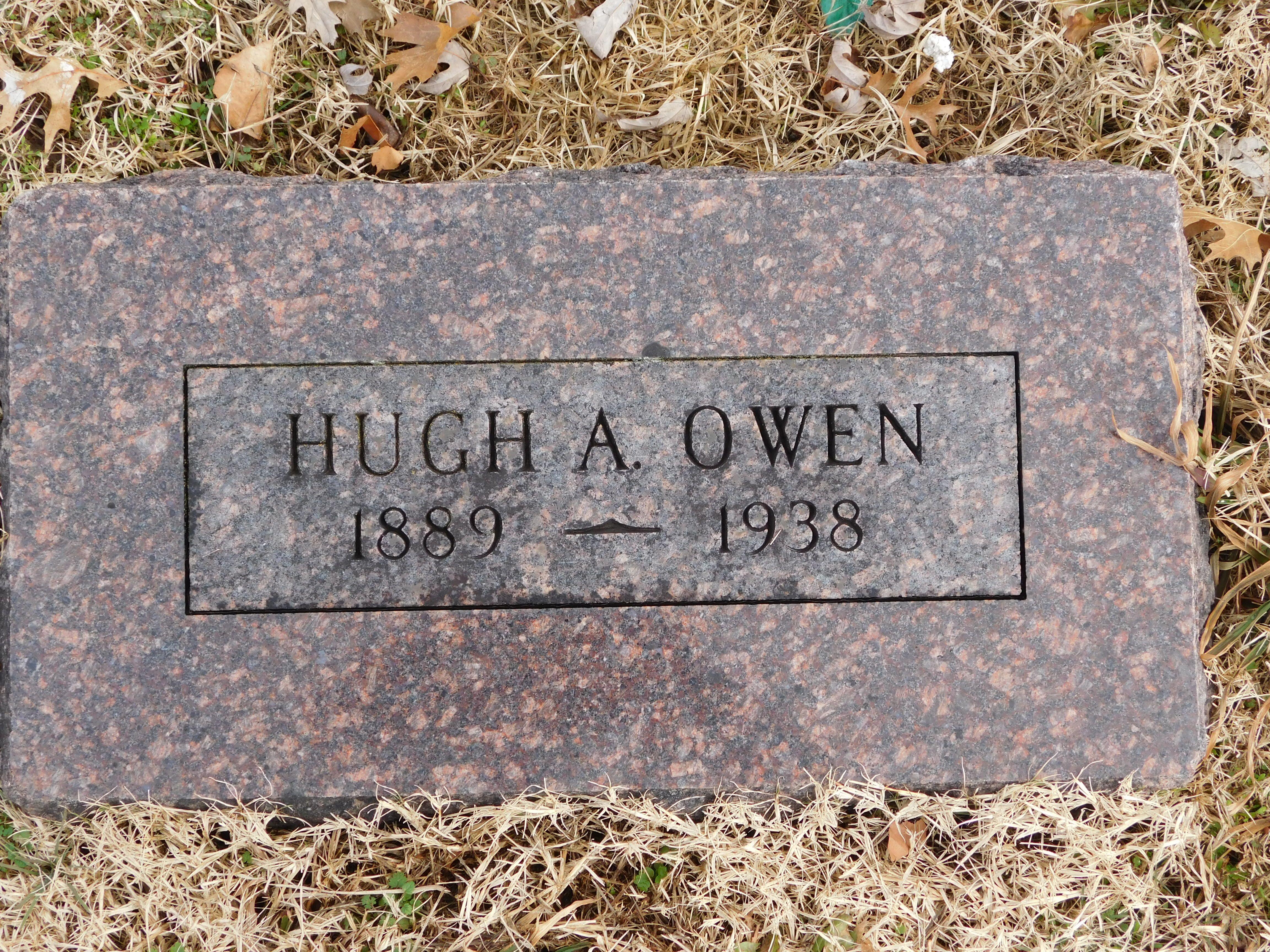 Sheriff Hugh Owen   Nowata County Sheriff's Office, Oklahoma