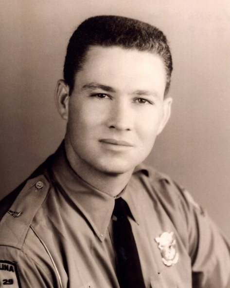 Patrolman Leslie Eugene Pace | North Carolina Highway Patrol, North Carolina