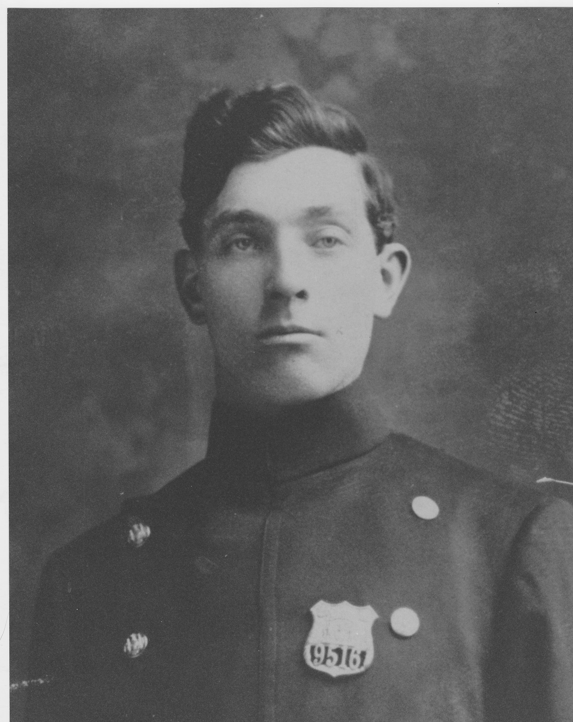 Patrolman Harry J. Padian | New York City Police Department, New York
