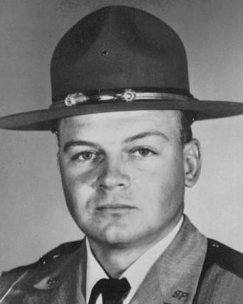 Trooper Mack Allen Page | Georgia State Patrol, Georgia