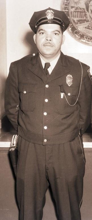 Patrolman Thomas