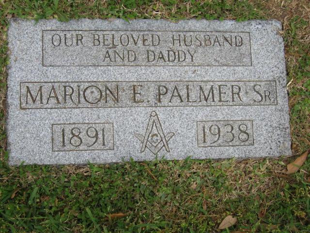 Police Officer Marion Edward Palmer, Sr. | Houston Police Department, Texas