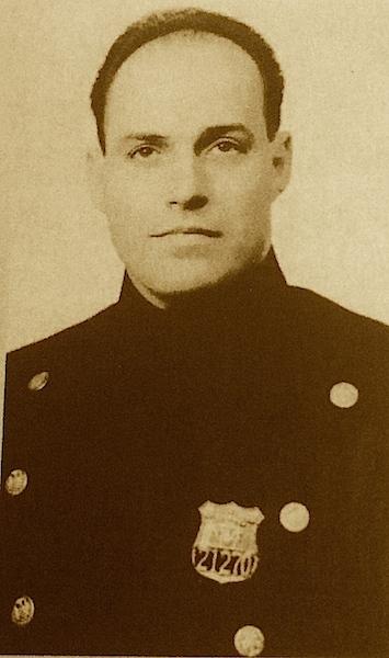 Patrolman Nicholas Panico | New York City Police Department, New York