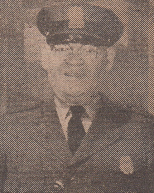 Police Officer Dominick Paparelli   Archbald Borough Police Department, Pennsylvania