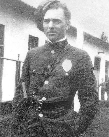 Policeman Charles M. Partin | Los Angeles Police Department, California