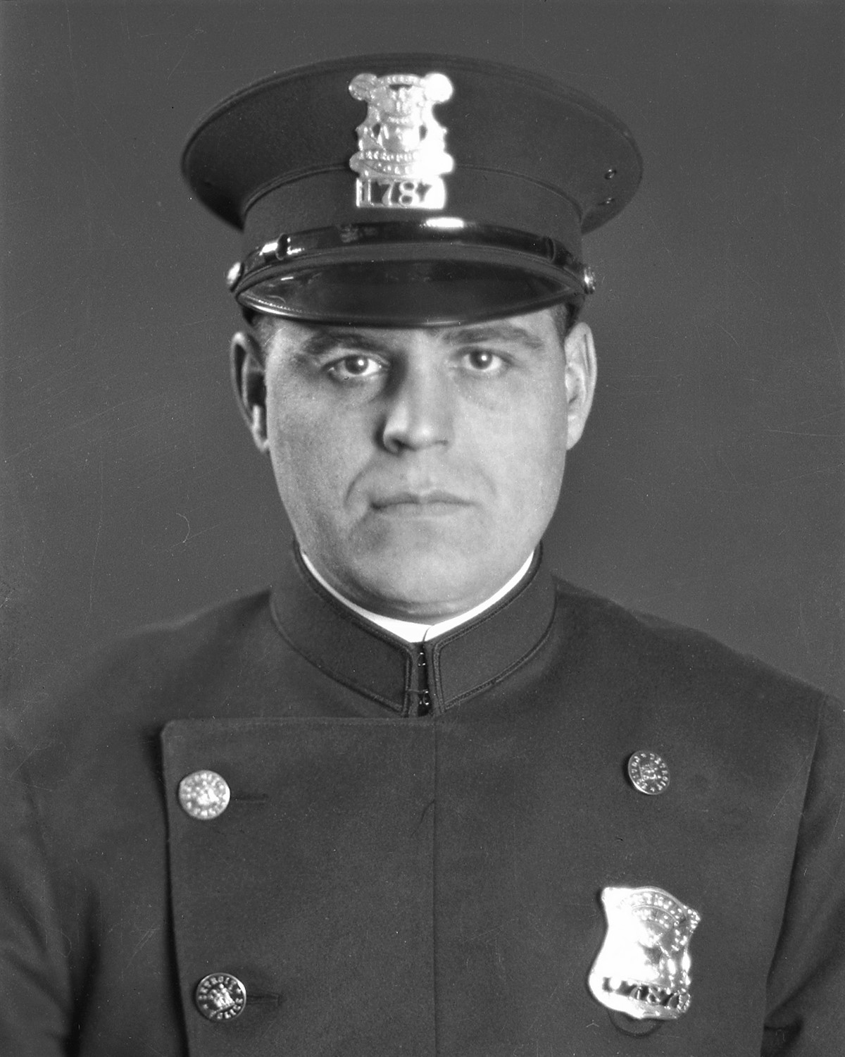 Police Officer Arthur L. Pascolini | Detroit Police Department, Michigan
