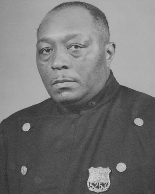 Patrolman John L. Pendergrass | New York City Police Department, New York