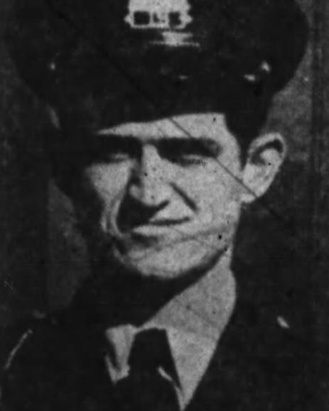 Patrolman Alvis Benjamin
