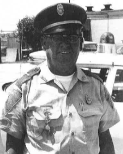Patrolman Earl Wesley Phillips | Harrison County Road Patrol, Mississippi