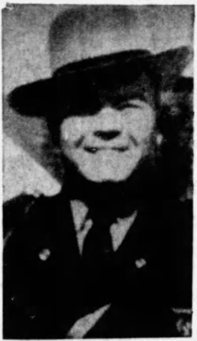 Trooper First Class Arthur W. Plummer, Jr.   Maryland State Police, Maryland