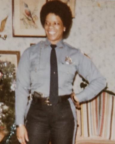 Officer Abigail J. Powlett | Plainfield Police Division, New Jersey