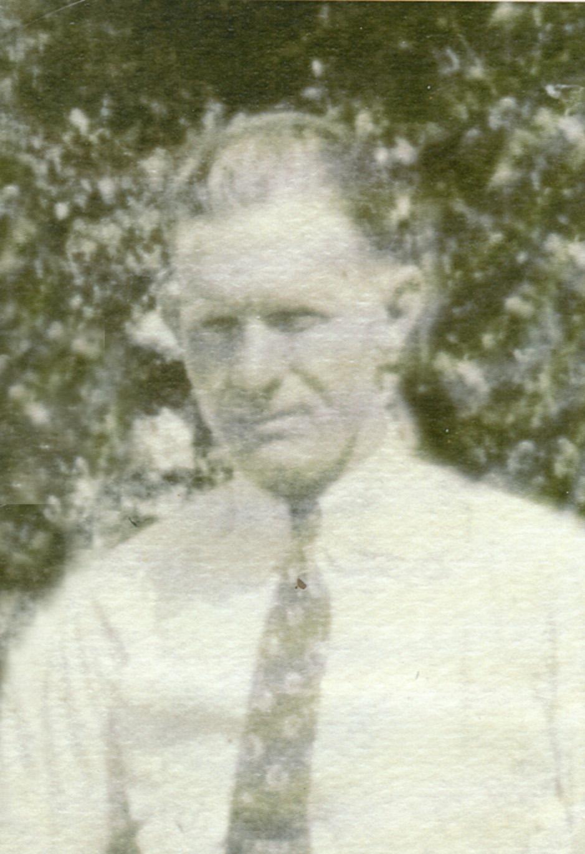 Railroad Detective Felix G. Presson | Nashville, Chattanooga and St. Louis Railroad Police Department, Railroad Police