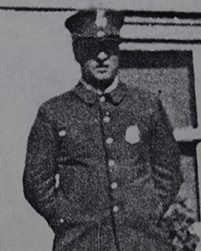 Officer George F. Radden | Casper Police Department, Wyoming