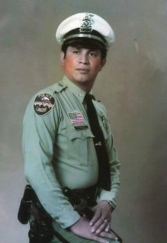 Patrol Officer Pablo Albidrez, Jr. | Laredo Police Department, Texas
