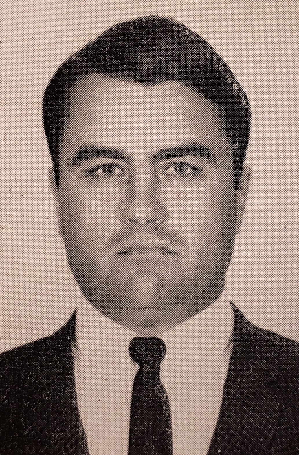 Reserve Sergeant Charles D. Rea | Los Angeles County Sheriff's Department, California