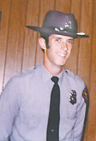 Patrolman Dave L. Alcox   Oak Hill Police Department, Ohio