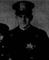 Patrolman Harry J. Redlich   Chicago Police Department, Illinois