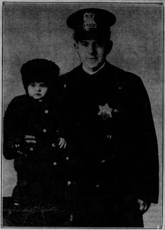 Patrolman Harry J. Redlich | Chicago Police Department, Illinois